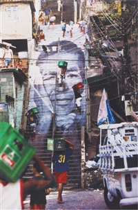 stairs from women are heroes, action dans la favela morro da providencia by jr