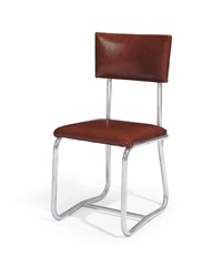 side chair by william lescaze