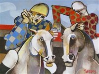 racing silks ii by geoffrey key