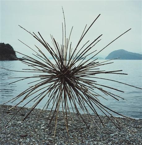 woven bamboo kiinagashima cho japan 27 november by andy goldsworthy