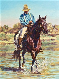 comin cross the brazos by sonya terpening