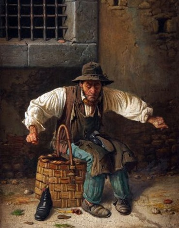 the cobbler by vincenzo vaccaro
