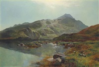 snowdon by sidney richard percy