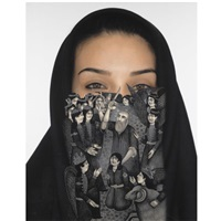 the loss of our identity #6 by sadegh tirafkan