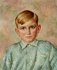 kinderbild rainer matthes by christian schad
