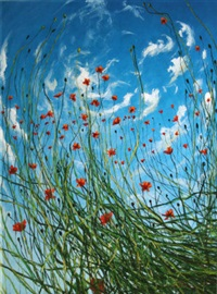 poppies by mark kavanagh