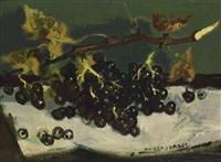 raisin sur une table by lucien joseph fontanarosa
