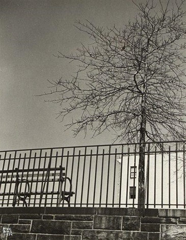 baum gitter haus new york by ilse bing