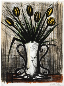 artwork by bernard buffet