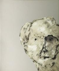 portrait glacé xi by bernard dufour