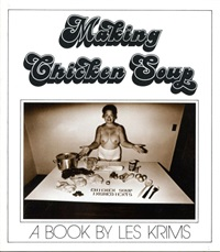 making chicken soup (bk w/works) by leslie krims