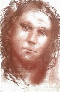 volto di donna by pietro annigoni