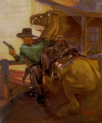 reckless blaine by harold winfield scott
