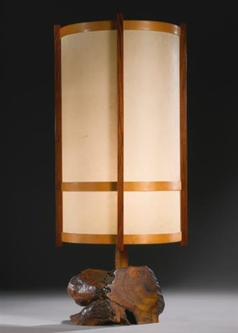 Kent hall table lamp by george nakashima on artnet kent hall table lamp by george nakashima aloadofball Choice Image