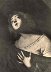 busto di santa by niccolò de simone