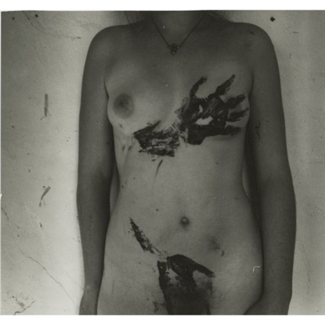 untitled from portrait of a reputation by francesca woodman