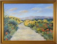 chemin de cézanne by barbara neville