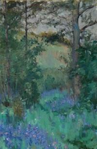 spring landscape by nora gurdon