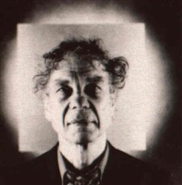 merce cunningham by josef astor