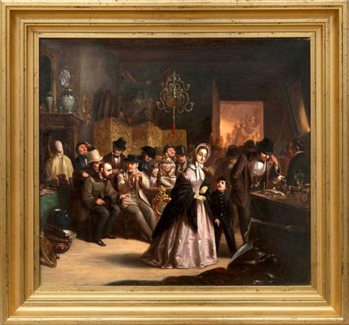 auktionsbesichtigung by florent willems