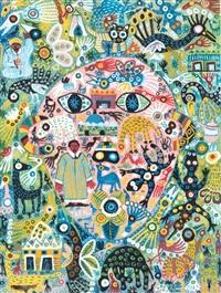 fresque de la vie marocaine by mohammed tabal