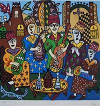les musiciens by fatima hassan el farouj
