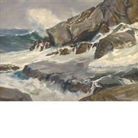 rocky coast by john whorf