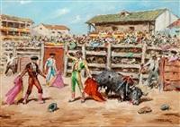 capea de pueblo by santos saavedra