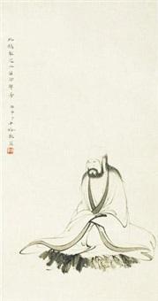 罗汉 片 by chen shaomei