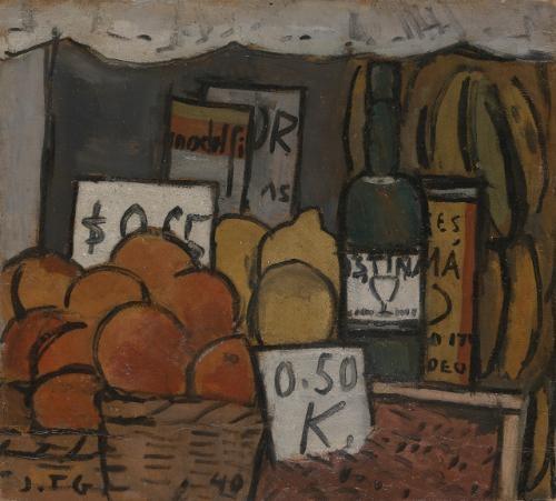 frutas by joaquín torres garcía