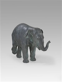 elefant by alexander fischer