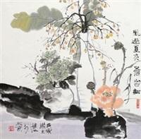 风过夏炎香自细 by liang jiang