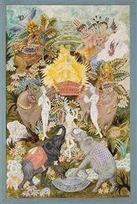 himno a la aurora (libro de los vedas) by salvador valdés galindo