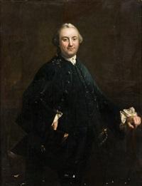 portrait de gentilhomme by anton graff
