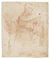 frate francescano by pompeo girolamo batoni