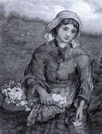 the primrose gatherer by wilmot pilsbury