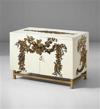 panoplie cabinet by piero fornasetti