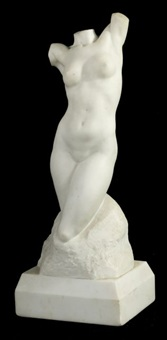 female torso by max kalish