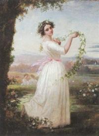 spring by françois frédéric grobon