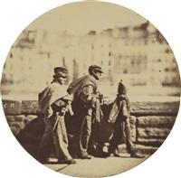 les ramoneurs en marche by charles nègre