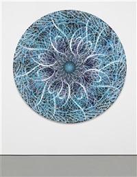 untitled (black hole, blue) by ryan mcginness
