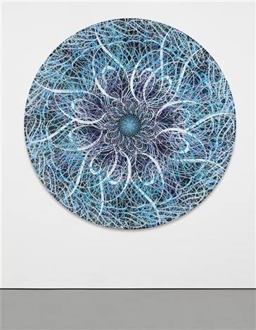 untitled black hole blue by ryan mcginness