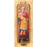 archangel michael by alvaro di piero (pedro)