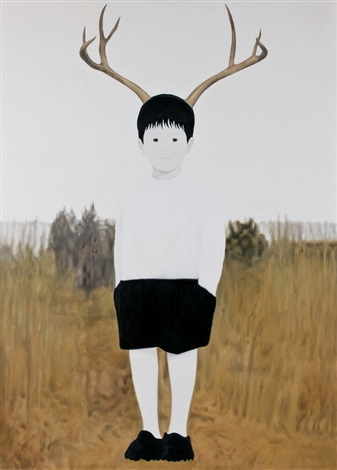 deer boy by mayuka yamamoto