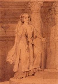 la infanta isabel by carlos luis de ribera y fieve