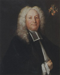 michael von freudenreich by johann rudolf huber the elder