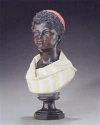 the young nubian by raimondo pereda