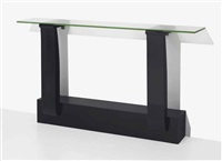 console table by andré arbus