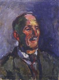 männerporträt by hans pilhs