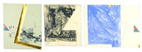 what i meant to say (triptych) by steven sorman